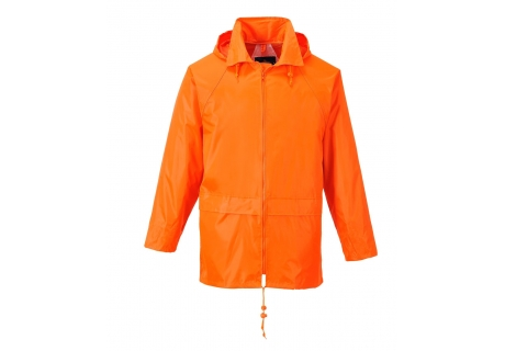 Яке за дъжд S440 оранжево