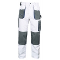 Работен панталон Emerton trousers white grey royal